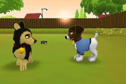 Juega con mascotas por Internet